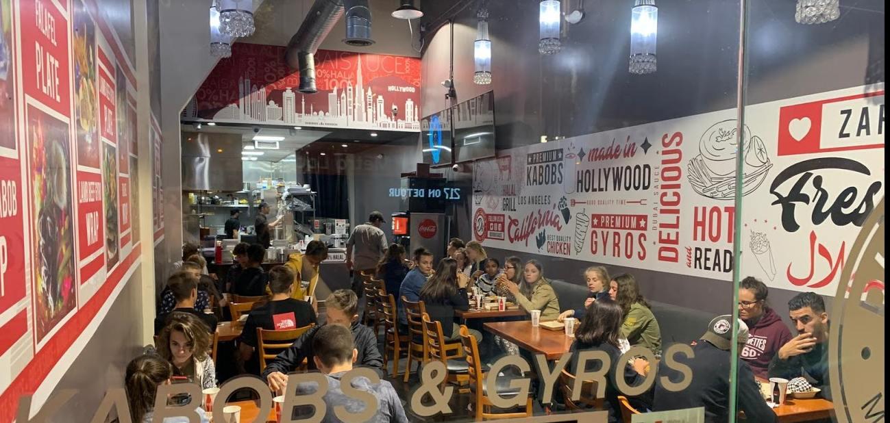 dubai sauce restaurant photo